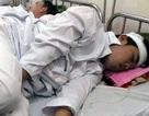 Một chiến sỹ PCCC bị thương nặng trong vụ cháy chung cư Xa La
