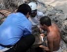 Hà Nội: Đào đường, phát hiện hàng chục bộ hài cốt