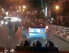Hà Nội: Nghi vấn xe taxi gây tai nạn kinh hoàng khi đang bị truy đuổi