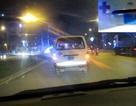 Vụ tai nạn trên cầu vượt: Xe cấp cứu bỏ mặc nạn nhân!?