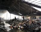 Hà Nội: Hỏa hoạn thiêu rụi 2.000m2 xưởng gốm ở Bát Tràng