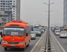 Hai tài xế cãi nhau vì va chạm, đường trên cao ùn tắc 7km