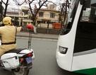 CSGT Hà Nội truy quét xe dừng đỗ, đón khách dọc đường