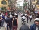 Vụ cảnh sát nổ súng ở Hà Nội: Tạm giữ một đối tượng