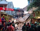 Hà Nội: Gia cố dầm chịu lực để bảo vệ hàng xóm lân cận căn nhà sập