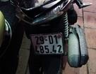 Hà Nội: Để xe trước cửa nhà 2 phút, bị kẻ gian lấy cắp