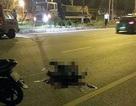 Hà Nội: Tai nạn lúc rạng sáng, một Trung úy công an tử vong