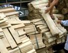Hà Nội: CSGT bắt xe tải chở 10 tấn gỗ lậu làm tăm tre trong đêm
