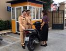 Hà Nội: Tìm chủ nhân chiếc xe SH bị bỏ lại trên đường