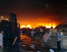 Hà Nội: Cận cảnh vụ cháy lớn thiêu rụi kho hàng rộng 2.000 m2