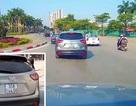 Hà Nội: Lộ diện tài xế xe Mazda CX-5 gây tai nạn rồi bỏ chạy