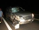 2 người tử vong, xe máy bốc cháy do tai nạn giao thông
