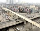 Nút giao 4 tầng hiện đại nhất Hà Nội trước ngày thông xe