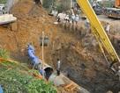 Hà Nội thúc tiến độ đường ống nước sạch sông Đà giai đoạn 2