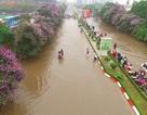 """Sở Xây dựng Hà Nội: """"Lượng mưa đêm qua chỉ kém năm 2008"""""""