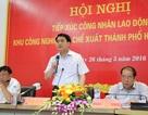 Chủ tịch Hà Nội công khai số điện thoại di động 0903407319