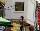 """Chủ tịch Hà Nội yêu cầu làm rõ vụ cột điện """"mọc"""" xuyên nhà"""