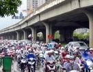 Hà Nội xem xét cấm xe máy vào năm 2025