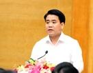 """Chủ tịch Hà Nội cam kết """"cắt ngọn"""" nhà 8B Lê Trực xong trong tháng 10"""
