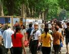Hà Nội bố trí 30 chốt trực cấm phương tiện quanh phố đi bộ