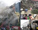 """Cháy quán karaoke 13 người chết, chủ xe tải khóc lóc xin người """"hôi của"""""""