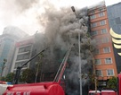 Vụ cháy quán karaoke 13 người chết: Khiển trách 3 cảnh sát cứu hỏa