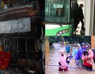 19 cô trò trong phút sinh tử trước lũ và 3 vụ cháy nổ lớn
