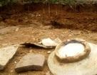 Đào móng nhà phát hiện ngôi mộ tập thể