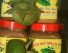Trái bần hoang dã trở thành đặc sản xuất ngoại