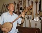 """Người đàn ông """"trả nợ"""" quê hương bằng bộ nhạc cụ độc nhất vô nhị"""