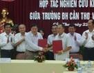Hợp tác về NCKH và đào tạo giữa tỉnh Hậu Giang và Trường ĐH Cần Thơ