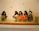 Đặc sắc triển lãm bảo tàng búp bê Nhật tại Hà Nội