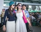 Người đẹp chuyển giới Nong Poy đã tới Việt Nam