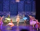"""Công diễn trở lại vở ballet """"Cô bé lọ lem"""""""