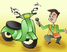 Xe máy nói xe máy phải, ôtô kêu ôtô không sai...