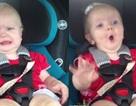 """Clip em bé đang khóc bất ngờ """"đổi thái độ"""" khi nghe Katty Perry gây sốt"""