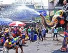 Thái Lan thu gần 2 tỷ USD từ Tết Té nước cổ truyền Songkran