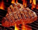 """""""Món dị"""" ở Tam Đảo: Bò tái kiến đốt"""