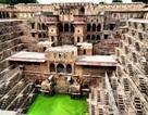 Độc đáo công trình giếng bậc thang ở Ấn Độ