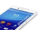 Lộ ảnh chính thức smartphone Xperia Z4 của Sony