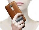 Lộ loạt ảnh chính thức rõ nét với nắp lưng bằng da của LG G4