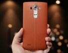 """LG G4 chính thức trình làng với vỏ da và cấu hình """"khủng"""""""