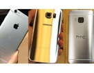 So sánh hiệu suất vi xử lý trên Galaxy S6, One M9 và iPhone 6