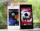 Ảnh thực tế cặp đôi smartphone FPT S400 và S450