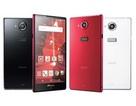 """Sharp và Sony đồng loạt ra mắt smartphone cấu hình """"khủng"""""""