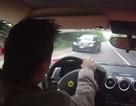 Suýt gây tai nạn khi lái thử Ferrari F430