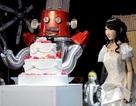 Độc đáo đám cưới dành cho người máy