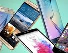 """Samsung tiếp tục """"thống trị"""" thị trường smartphone quý II/2015"""