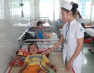 TPHCM: Mắc bệnh sởi nặng, nhiều trẻ nhập viện