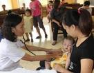 Tỷ lệ tiêm chủng dưới 1 tuổi chỉ đạt hơn 80%